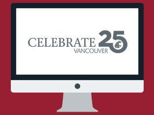Celebrate 25th Timeline